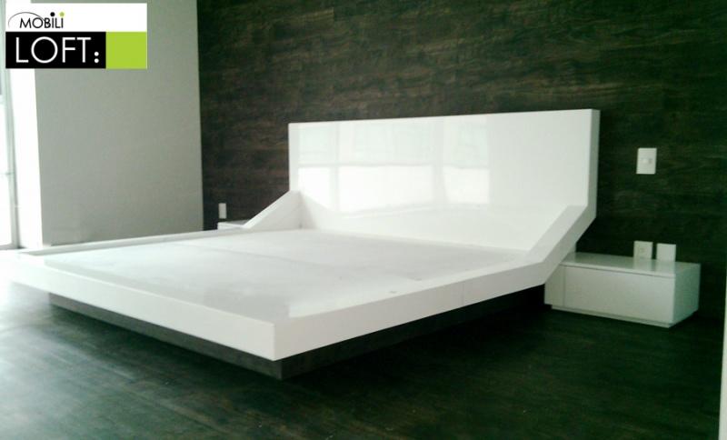 Recamaras modernas muebles contemporaneos minimalistas for Recamaras contemporaneas modernas