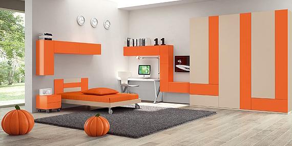 Recamaras infantiles muebles contemporaneos minimalistas for Recamaras infantiles