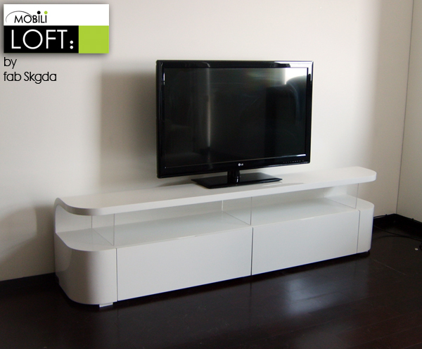 Tv stands muebles contemporaneos minimalistas for Muebles para tv contemporaneos