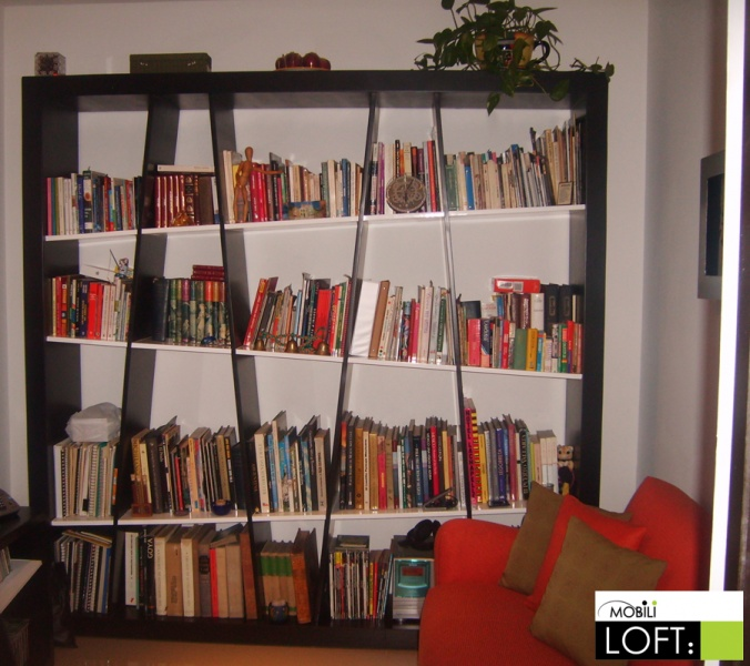 Libreros de madera modernos muebles de madera armarios de bano modernos madera muebles madera - Libreros de madera modernos ...