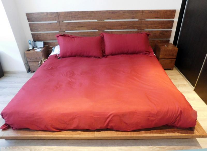 Recamaras modernas muebles contemporaneos minimalistas for Cama queen precio