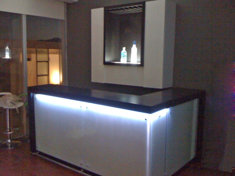 cantinas y barras exclusivas muebles contemporaneos