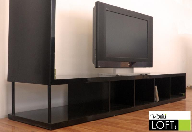 Modelos de muebles para tv en melamina for Modelos de muebles para televisor