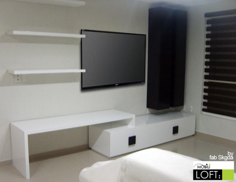 Muebles de entretenimiento minimalistas 20170715000817 for Muebles de oficina ibarra