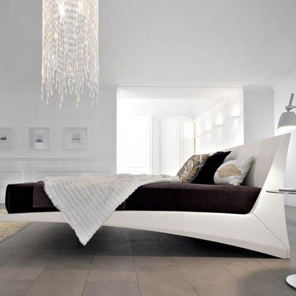 Recamaras modernas muebles contemporaneos minimalistas for Medidas de base de cama matrimonial