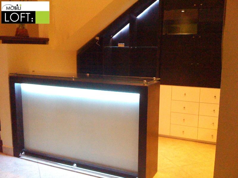 Cantinas y barras exclusivas muebles contemporaneos for Cosas modernas para el hogar