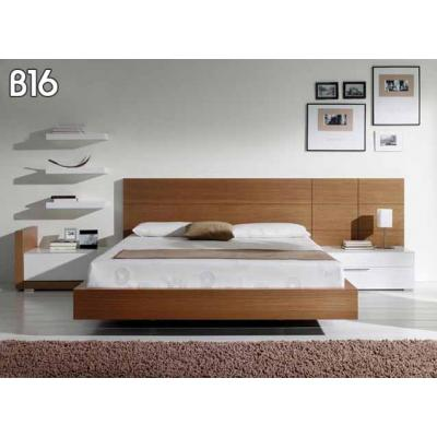 Recamaras modernas muebles contemporaneos minimalistas for Cama queen size or king size