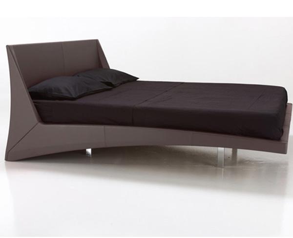 Recamaras modernas muebles contemporaneos minimalistas for Medidas de base para cama queen size
