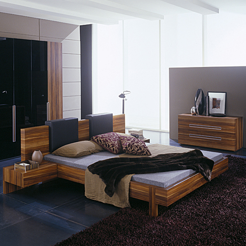 Recamaras modernas muebles contemporaneos minimalistas for Buros de cama modernos