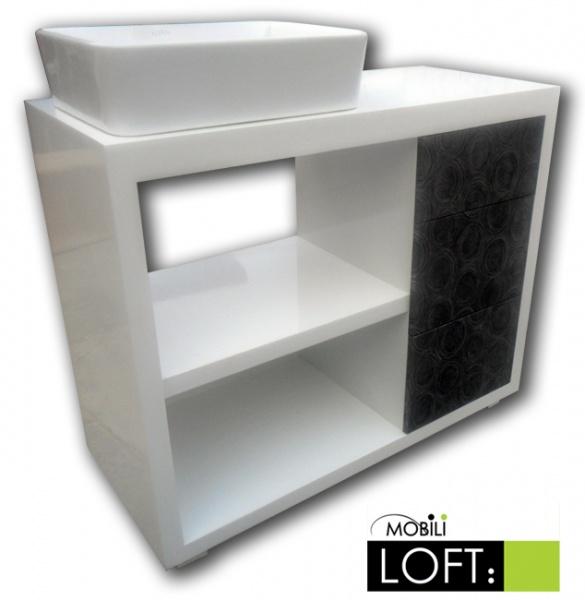 Muebles para ba o muebles contemporaneos minimalistas - Muebles de bano minimalistas ...