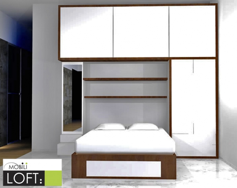 Recamaras modernas 24000 upjyo precio d m xico for Recamaras de madera modernas king